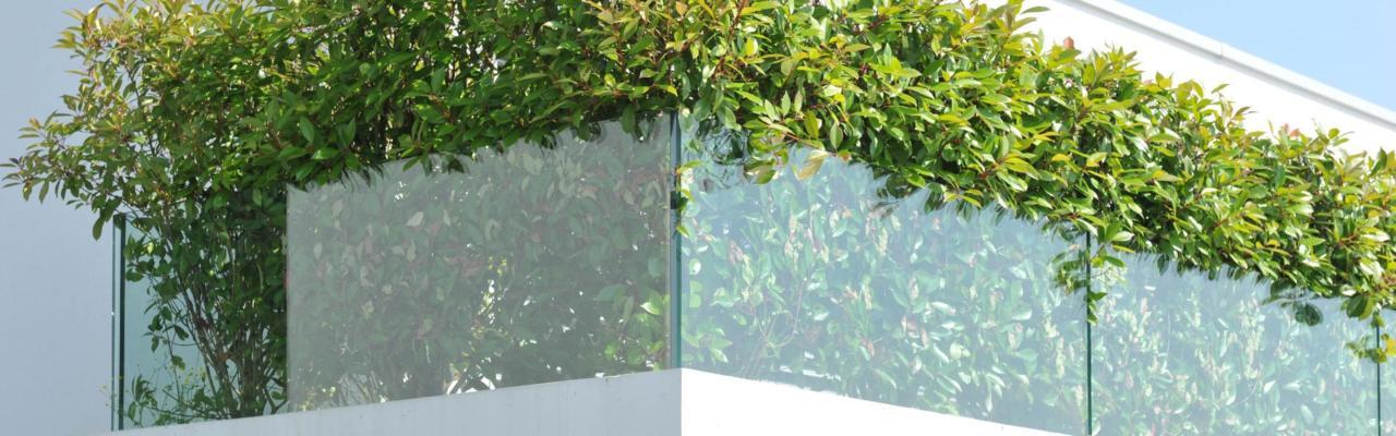 Glas Im Aussenbereich